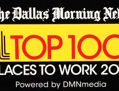 It Never Gets Old: Systemware Named Among Top 100 Places to Work in DFW