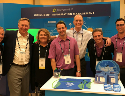 Intelligent Information Management – was the Buzz at the 2018 AIIM Conference
