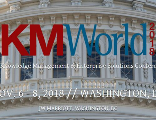 Systemware –  Platinum Sponsor at KMWorld 2018 – Enterprise Search & Discovery