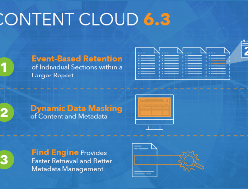 What's New in Content Cloud 6.3