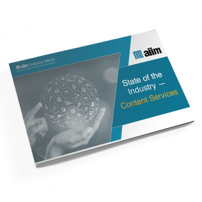 Content Services - AIIM - State of the Industry Report