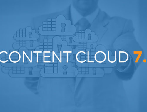 PRESS RELEASE: Systemware Newest Platform Release: Content Cloud 7.1