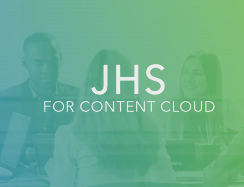 PRESS RELEASE: Systemware JHS for Content Cloud