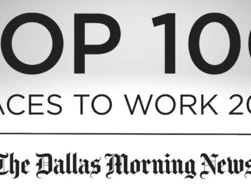 Systemware Among Dallas Morning News' Top 100 Places to Work